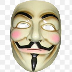Anonymous Mask Transparent Images - Guy Fawkes Mask V For Vendetta Amazon.com Guy Fawkes Mask PNG