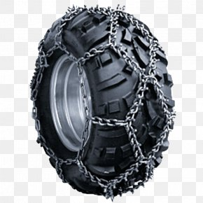 Car - Car Snow Chains All-terrain Vehicle Tire Side By Side PNG