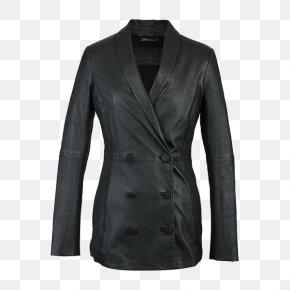 Lady Fashion Classic Suede Leather Jacket - Fashion Blazer T-shirt Designer PNG