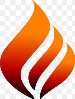 Flame Logo - Logo Font PNG