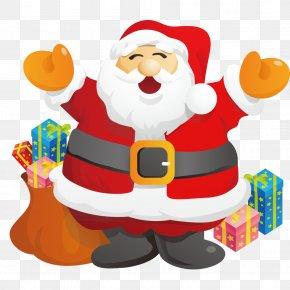 Happy Santa Claus - Santa Claus Free Content Christmas Clip Art PNG