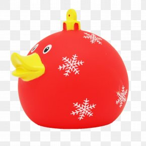 Rubber Duck - Rubber Duck Natural Rubber Christmas Toy PNG