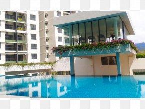 Rumah Kampung - Swimming Pool Condominium Property Resort Hotel PNG