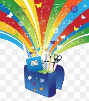 Bag Of Fireworks - School Royalty-free Clip Art PNG