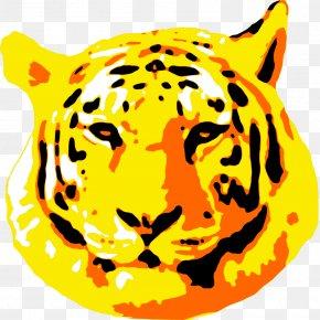 Tiger Icons No Attribution - Siberian Tiger Bengal Tiger Indochinese Tiger Sumatran Tiger Leopard PNG