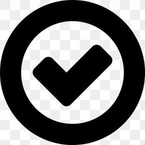 Symbol - Font Awesome Check Mark Checkbox PNG