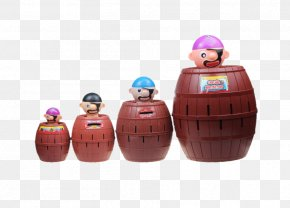 Child Pirate Canal Fool 's Day - Toy Piracy April Fools Day Barrel Child PNG