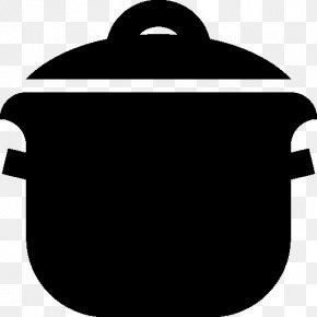 Cooking Pot - Cookware And Bakeware Icon Cooking Clip Art PNG