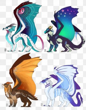 Wings Of Fire Fanart - Dragon Wings Of Fire The Hidden Kingdom Art PNG