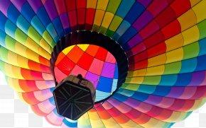 Hot Show - Flight Hot Air Balloon Aviation Wallpaper PNG