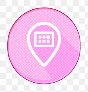 Magenta Pink - Circle Icon Meetvibe Icon Shadow Icon PNG