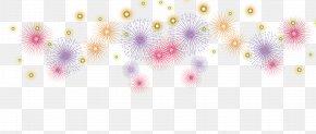 Fireworks - Designer Fireworks Pattern PNG
