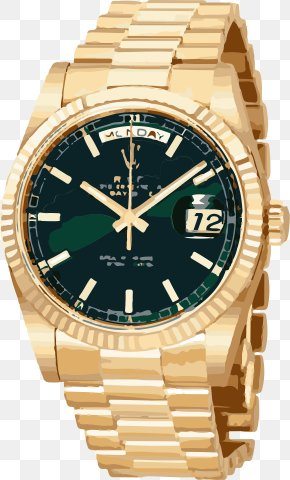 Horlogerie - Rolex Men's Day-Date Rolex Day-Date Rolex Oyster Perpetual Day-Date Rolex Datejust Watch PNG