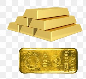 Stacked Gold Bars And Bullion - Gold Bar Carat Definition Gold As An Investment PNG