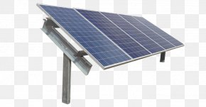 Solar Power Solar Panels Top - Solar Panels Energy Solar Power Roof Daylighting PNG
