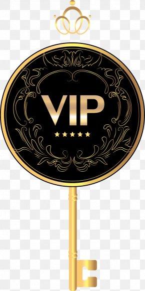 VIP Golden Key Diamond Member Material - Material Properties Of Diamond Download PNG
