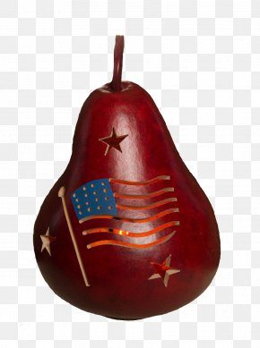 Independence Day - Flag Of The United States Independence Day Gourd Fruit PNG