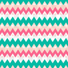 Color Curve Ripple Seamless Background Vector Material - Line White Green Zigzag Pattern PNG
