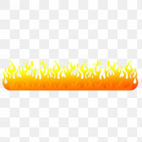 Vector Flame Flare Effect - Flame PNG
