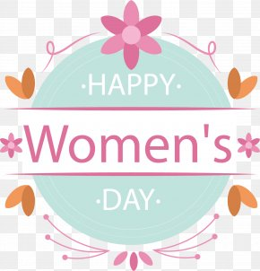 Women's Day Vector - International Womens Day Woman Illustration PNG