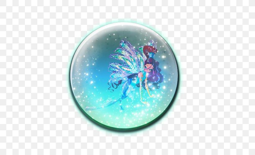 Aisha Organism Marine Biology Fairy, PNG, 500x500px, Aisha, Aqua, Biology, Christmas, Christmas Ornament Download Free
