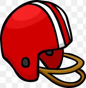 Helmet - Club Penguin NFL American Football Helmets PNG
