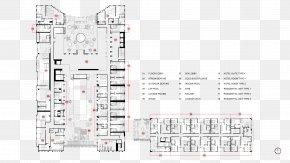 Building - Floor Plan Great Room Building Open Plan PNG