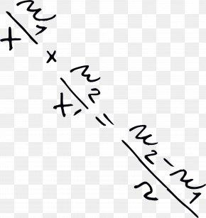 Hand Drawn Junior High School Mathematics Formula - Mathematics Euclidean Vector Middle School PNG