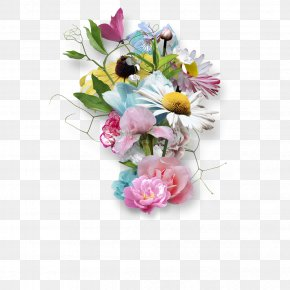 Flower - Flower Bouquet Cut Flowers Petal Clip Art PNG