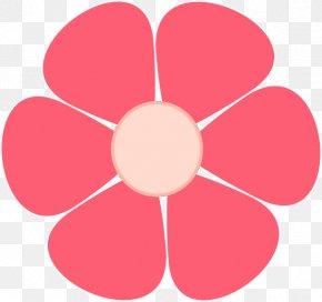 Flower - Poppy Red Flower Clip Art PNG