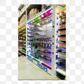 Store Shelves - Retail Inventory Merchandising Convenience Shop PNG