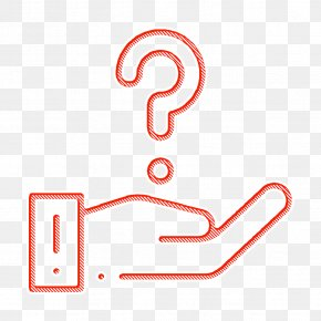 Logo Text - Help And Support Icon Question Icon PNG