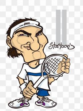 Badminton - Badminton Cartoon Clip Art PNG