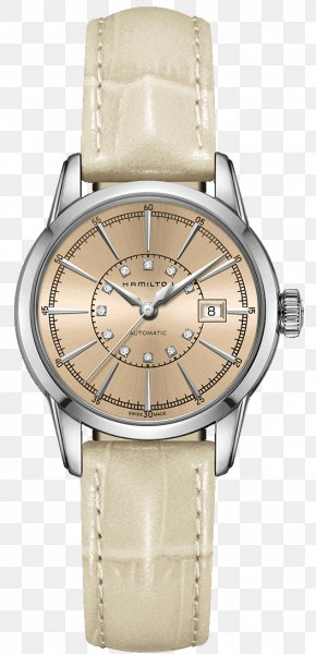Watch - Hamilton Watch Company United States Chronograph Automatic Watch PNG