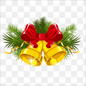 Christmas Jingle - Jingle Bell Christmas Clip Art PNG