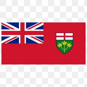 Flag - National Flag Flag Of Ontario Flag Of The Cook Islands Flag Of Canada PNG