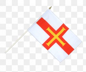 Flag - Flag Of Guernsey Bailiwick Of Guernsey United Kingdom Fahne PNG
