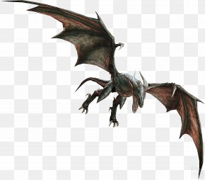 Dragon - Divinity II Xbox 360 Dragon Wyvern Video Game PNG