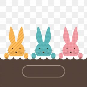 3 Pattern Rabbit Easter Greeting Card Vector - Easter Bunny Happiness Quxedmea Soluxe7xf5es Ambientais 16 April PNG