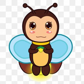 Firefly - Cartoon PNG