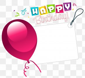 Happy Birthday - Happy Birthday To You Sticker Clip Art PNG