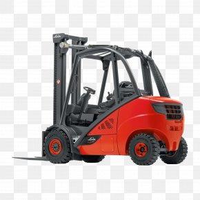 Linde Material Handling - Forklift Linde Material Handling The Linde Group Material-handling Equipment PNG