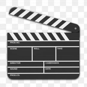 Movie Theatre - Art Film Clapperboard Cinema Clip Art PNG