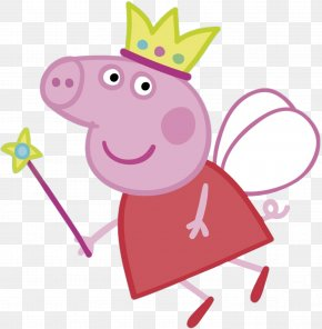 PEPPA PIG - Daddy Pig Party Clip Art PNG