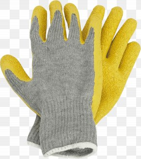 Gloves Image - Rubber Glove Latex Coating Natural Rubber PNG