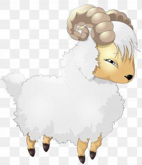 Transparent Sheep Cartoon Picture - Sheep Cartoon Drawing PNG