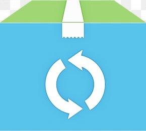 Symbol Logo - Aqua Azure Logo Symbol PNG