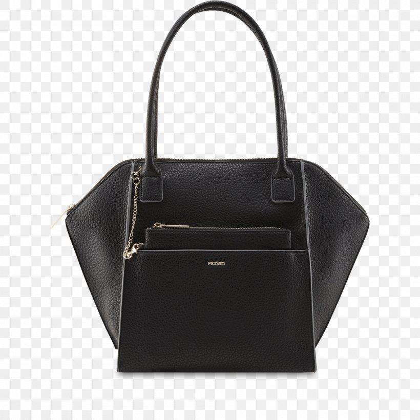 Tote Bag Leather Handbag Longchamp, PNG, 1000x1000px, Tote Bag, Bag, Black, Brand, Fashion Accessory Download Free
