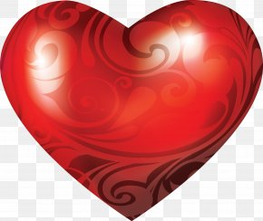 Painting - Vector Graphics Painting Heart Clip Art PNG