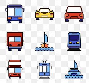 Transportation Vector - Car Black Friday Cyber Monday Clip Art PNG